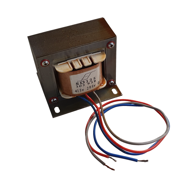 Small commercial Transformers