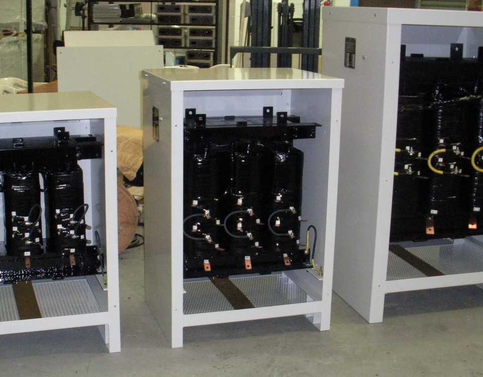 Drive Isolation Transformers